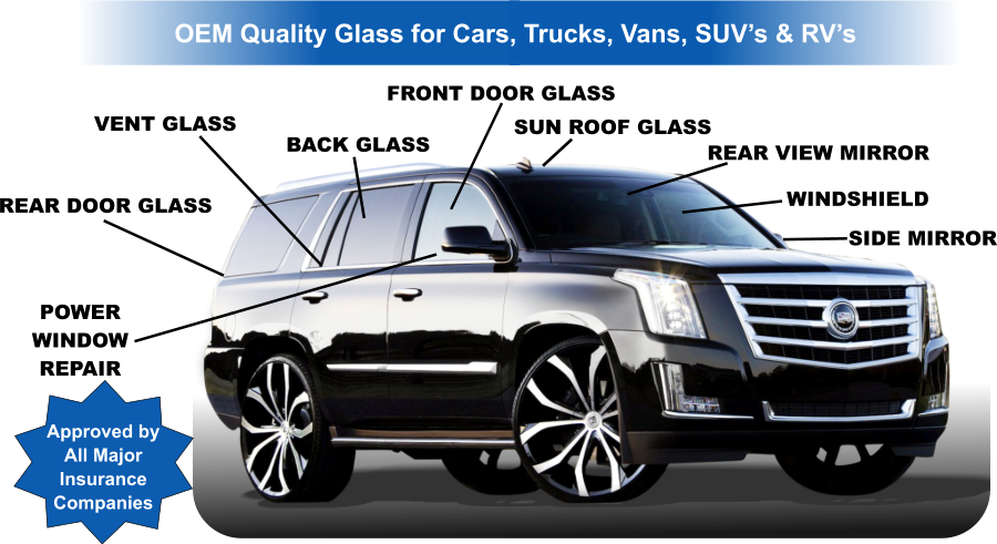 Home Auto Glass Windshield Repair Denver